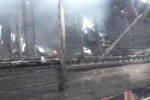 Incendio Lido Ulisse - VIDEO