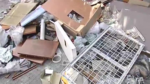 rifiuti centro lamezia, Catanzaro, Calabria, Cronaca
