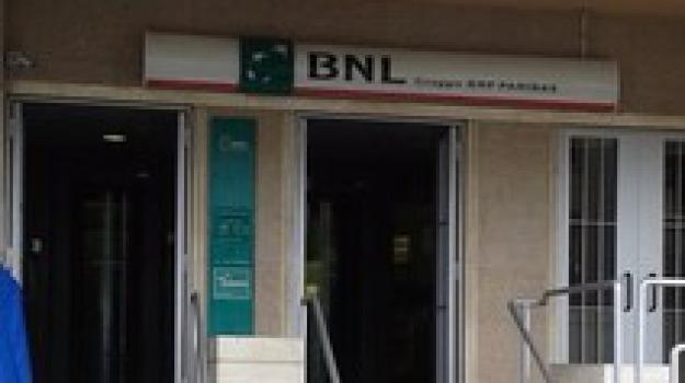 bnl, palermo, rapina, Sicilia, Archivio