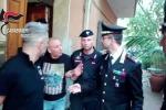 Arresto Giorgi, LE FOTO