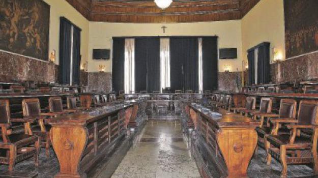 consiglio comunale, messina, Messina, Politica