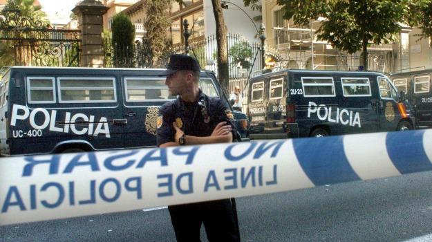 arrestato, spagna, Reggio, Calabria, Archivio