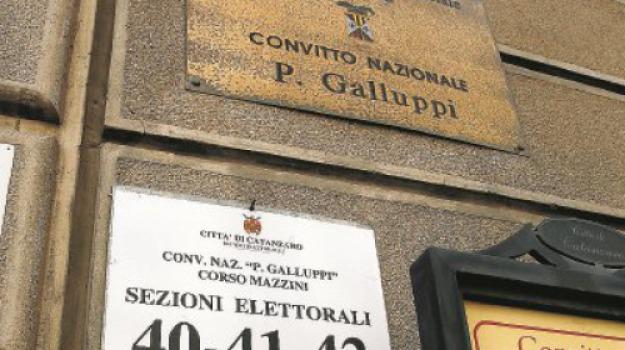 amministrative, Calabria, Archivio