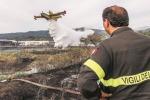 Ex Legnochimica, l'incendio è doloso