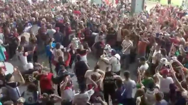 argentina, despacito, luis fonsi, san lorenzo, ultras, Sicilia, Archivio, Sport