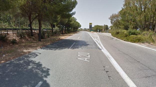 incidente mortale, Messina, Sicilia, Archivio