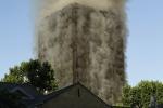 Grattacielo in fiamme, morti e dispersi