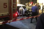 Scontro fra due auto, feriti tre giovani