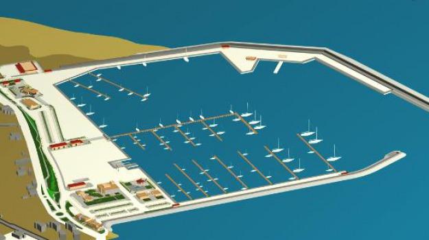 porto nebrodi, ritardi lavori, sant'agata, Messina, Sicilia, Economia
