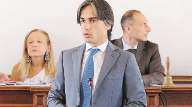 autorità portuale gioia tauro, Giuseppe Falcomatà, Reggio, Calabria, Politica