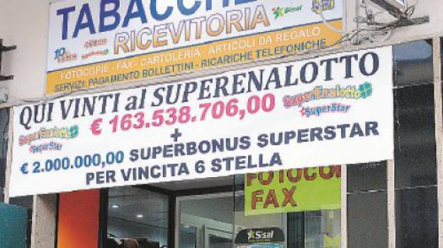 vibo, vincita superenalotto, Catanzaro, Calabria, Archivio