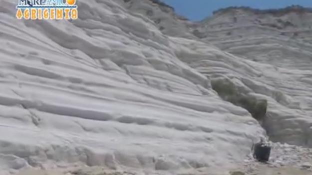 agrigento, mareamico, scala dei turchi, Sicilia, Archivio