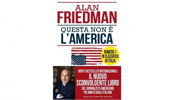 alan friedman, intervista, Questa non è l'America, taobuk, Sicilia, Archivio, Cultura