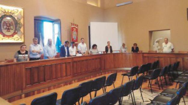consiglio comunale, locri, Reggio, Calabria, Archivio