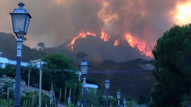 incendi, messina, Messina, Sicilia, Archivio