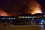 Incendi, nessuna tregua a Messina