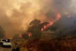 Università, le terribili immagini delle fiamme all'Annunziata