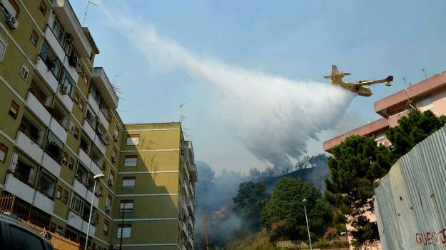 incendi messina, Sicilia, Archivio