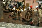 Maltempo, a Scilla interviene anche l'esercito / Foto