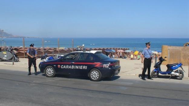 romeno arrestato, santa teresa di riva, Messina, Archivio