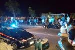 Spari al lido, investigatori sulle tracce dei delinquenti