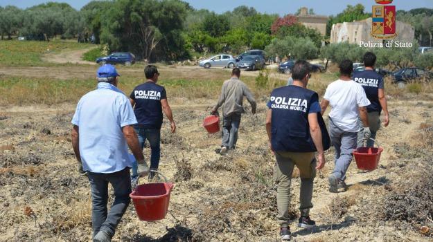 caporalato, Nove denunce, ragusa, tre arresti, Sicilia, Archivio
