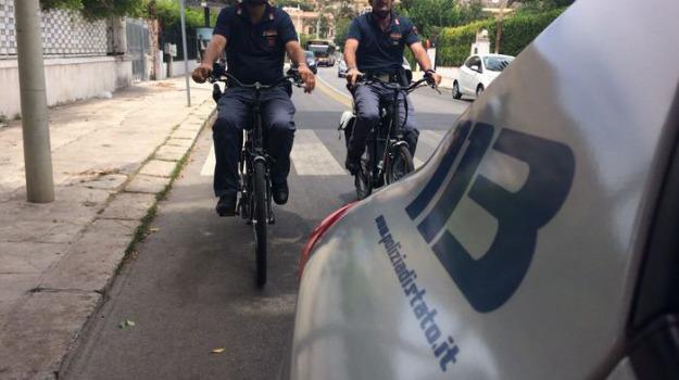 bicicletta, palermo, polizia, scippi, Sicilia, Archivio