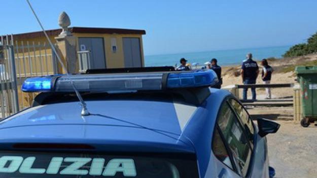 Arrestato spacciatore, Punta Braccetto, ragusa, Sicilia, Archivio