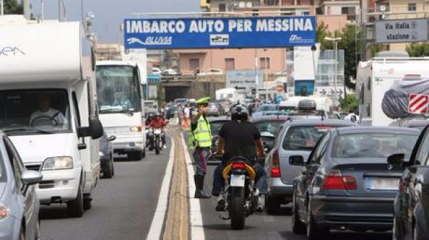 reggio, traffico, Reggio, Archivio