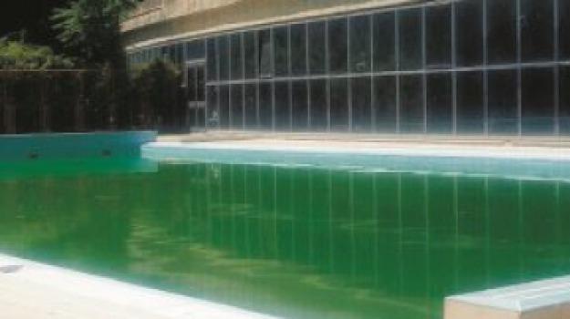 piscina villa dante, Messina, Archivio