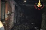 Ristorante distrutto dalle fiamme
