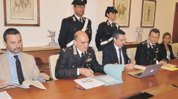 antimafia, messina, operazione beta, Messina, Sicilia, Archivio