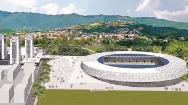 cosenza, stadio, Cosenza, Calabria, Archivio