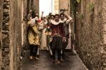 """A Tropea rievocata in costume la """"liberazione"""" del 1615"""