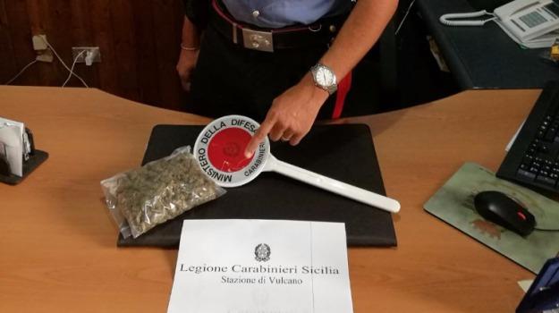 droga vulcano, Messina, Archivio