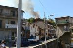 Acquaro, incendio minaccia le abitazioni / Video