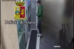 Ecco come manometteva i bancomat - VIDEO