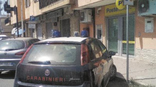pizzo, rapina alla posta, Catanzaro, Calabria, Archivio