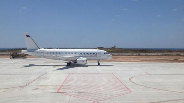 aeroporto, lampedusa, passeggeri, record, Sicilia, Archivio