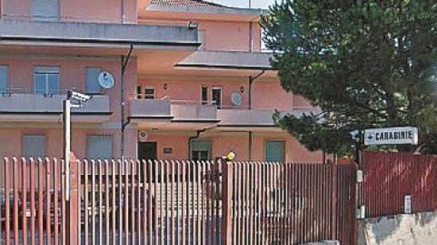 feroleto della chiesa, intimidazione, muratore, Reggio, Calabria, Archivio