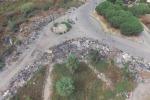 Emergenza rifiuti nel rione Arghillà