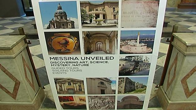 Laura Anello, le vie dei tesori, Messina, Cultura