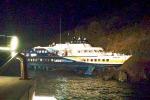 Aliscafo sugli scogli a Lipari, diversi feriti