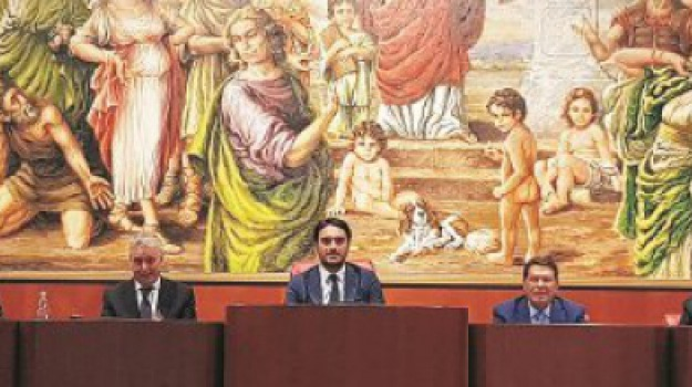 consiglio regionale, Calabria, Archivio