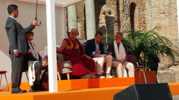 dalai lama, Messina, Sicilia, Archivio
