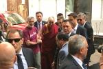 Il Dalai Lama a Messina