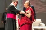 Il Dalai Lama a Messina - VIDEO
