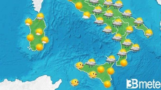 calabria, catanzaro, cosenza, crotone, messina, meteo, previsioni, reggio, sicilia, vibo valentia, Sicilia, Calabria, Archivio