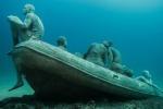 Tra i naufragi e gli approdi di Lampedusa
