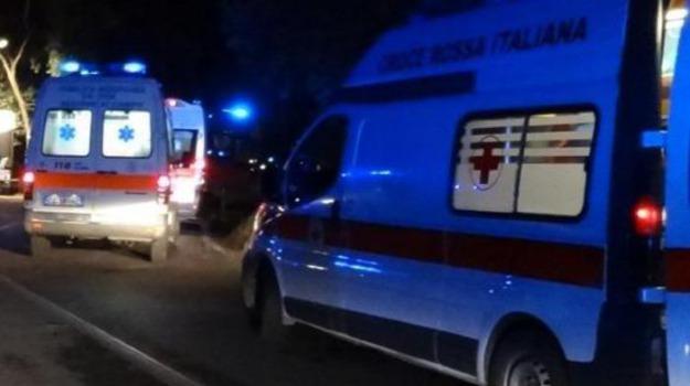 incidente stradale, morti, poliziotti, ravenna, Sicilia, Archivio, Cronaca